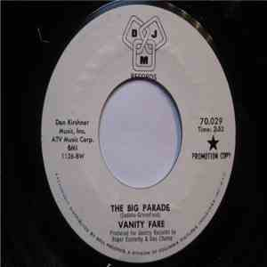Vanity Fare - The Big Parade / Nowhere To Go mp3 flac download