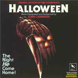 John Carpenter - Halloween (Original Motion Picture Soundtrack) mp3 flac download