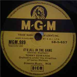 Tommy Edwards - It's All In The Game / Please Love Me Forever mp3 flac download