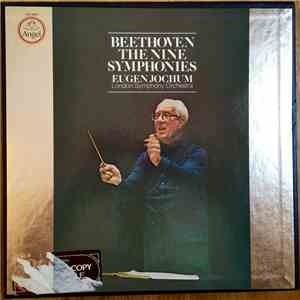 Beethoven, Eugen Jochum, London Symphony Orchestra - The Nine Symphonies mp3 flac download
