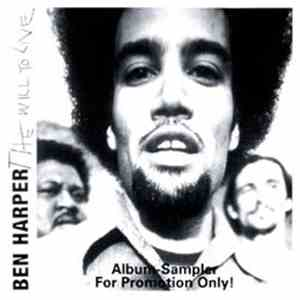 Ben Harper - The Will To Live Album Sampler mp3 flac download