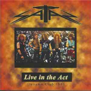 Satan - Live In The Act mp3 flac download