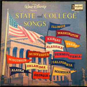 Various - Walt Disney Presents State and College Songs mp3 flac download