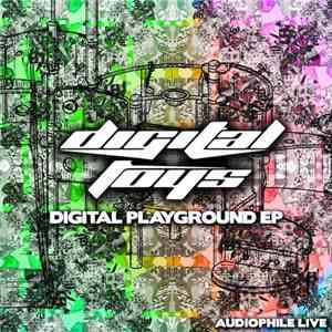Digital Toys - Digital Playground EP mp3 flac download