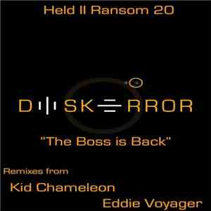DiskError - The Boss Is Back mp3 flac download