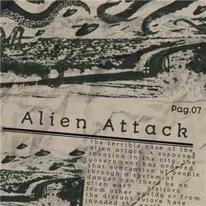 DJ ASTRAL  - Alien Attack EP mp3 flac download