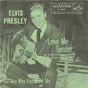 Elvis Presley - Love Me Tender mp3 flac download