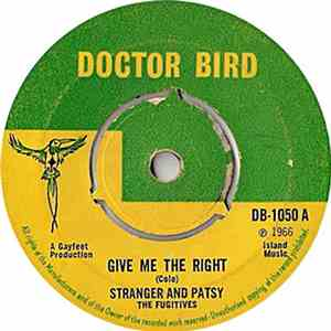 Stranger & Patsy - Give Me The Right mp3 flac download
