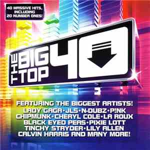 Various - Big Top 40 mp3 flac download