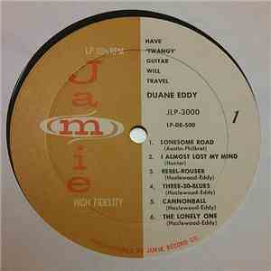 Duane Eddy - Have Twangy Guitar Will Travel mp3 flac download