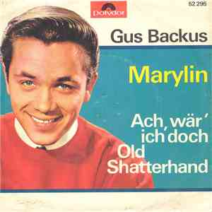 Gus Backus - Marylin mp3 flac download