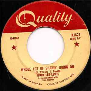 Jerry Lee Lewis - Whole Lot Of Shakin' Going On mp3 flac download