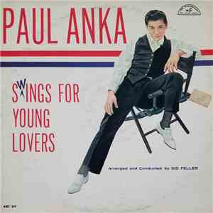 Paul Anka - Swings For Young Lovers mp3 flac download