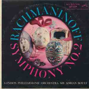 Rachmaninoff / Sir Adrian Boult Conducting The London Philharmonic Orchestra - Symphony No. 2 mp3 flac download
