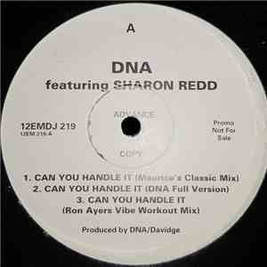 DNA Featuring Sharon Redd - Can You Handle It mp3 flac download
