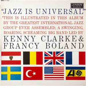 The Kenny Clarke Francy Boland Big Band - Jazz Is Universal mp3 flac download