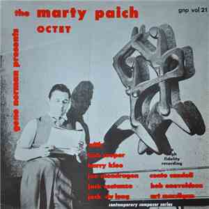 The Marty Paich Octet - Gene Norman Presents The Marty Paich Octet mp3 flac download