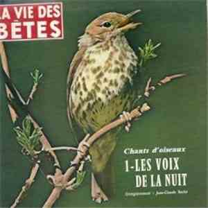Jean Claude Roché - Chants D'Oiseaux - 1 Les Voix De La Nuit mp3 flac download