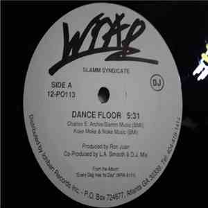 Slamm Syndicate - Dance Floor mp3 flac download