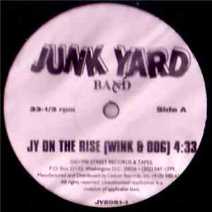 The Junkyard Band - JY On The Rise (Wink & Dog) / Redrum mp3 flac download