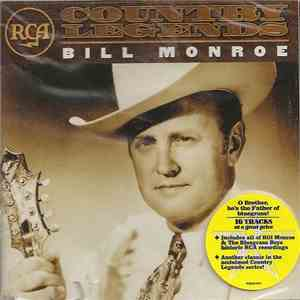 Bill Monroe - RCA Country Legends mp3 flac download