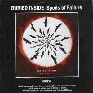 Buried Inside - Spoils Of Failure mp3 flac download