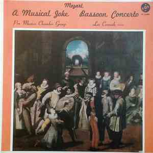 Mozart / Pro Musica Chamber Group / Leo Cermak - A Musical Joke Bassoon Concerto mp3 flac download