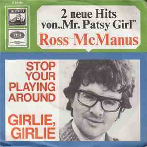 Ross McManus And The Joe Loss Blue Beats - Stop Your Playing Around / Girlie, Girlie mp3 flac download
