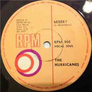 The Hurricanes  - Misery / Love, Peace and Goodwill mp3 flac download