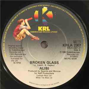 Alibi  - Broken Glass mp3 flac download