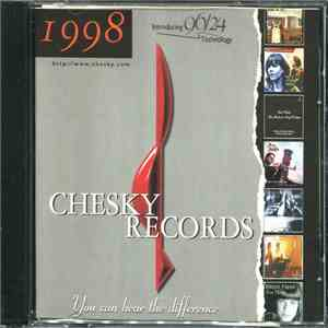 Various - Chesky New Release Sampler 1998 mp3 flac download