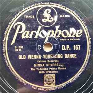 Minna Reverelli - Old Vienna Yodelling Dance / The Cuckoo In The Wood mp3 flac download