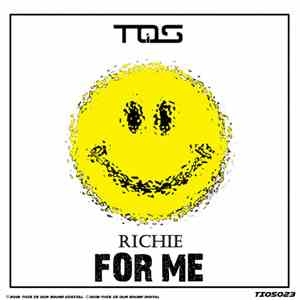 Richie - For Me mp3 flac download