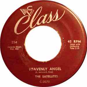 The Satellites  - Heavenly Angel / You Ain't Sayin' Nothin' mp3 flac download