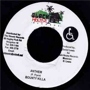 Bounty Killa / Bugle & Tornado  - Anthem / Blaze Up mp3 flac download