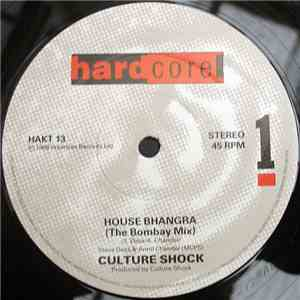 Culture Shock  - House Bhangra mp3 flac download