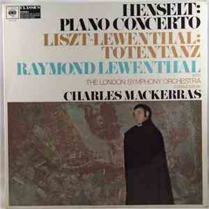 Henselt, Liszt - Lewenthal With London Symphony Orchestra Conducted By Charles Mackerras - Piano Concerto: Totentanz mp3 flac download