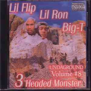 Lil Flip, Lil Ron & Big T  - Undaground Volume #8 - 3 Headed Monster mp3 flac download