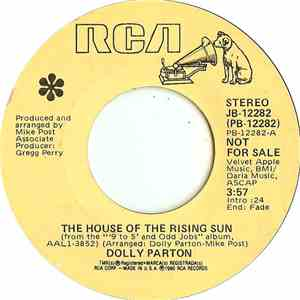 Dolly Parton - The House Of The Rising Sun mp3 flac download