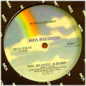 Marvin Holmes - Feel So Good (Extended Club Version) mp3 flac download