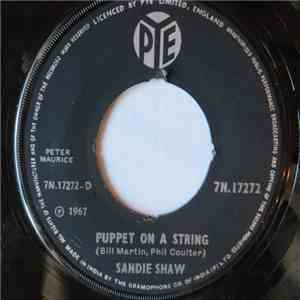 Sandie Shaw - Puppet On A String mp3 flac download