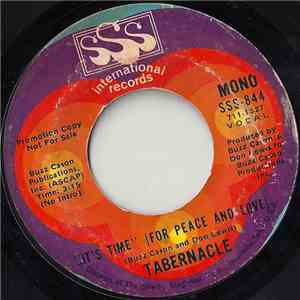 Tabernacle  - It's Time (For Peace And Love) mp3 flac download