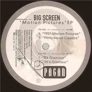 Big Screen - Motion Pictures EP mp3 flac download
