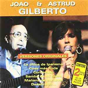 João Gilberto, Astrud Gilberto - Joao Astrud Gilberto Versiones Originales mp3 flac download