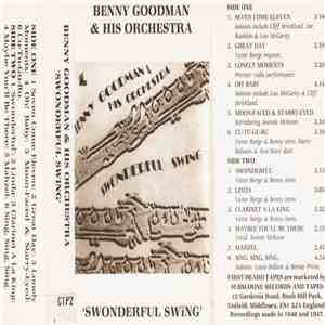 Benny Goodman And His Orchestra - Swonderful Swing mp3 flac download