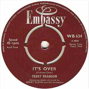 Terry Brandon / The Typhoons - It's Over / A Little Loving mp3 flac download